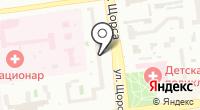 ИрВи на карте