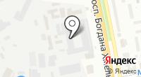 Флексо-Пак на карте