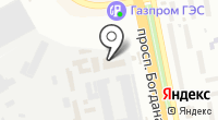 Оптима Арм на карте