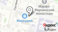 Леди Офис на карте