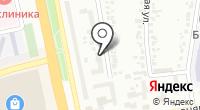 Мелана на карте