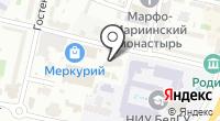 РОССИЯ на карте