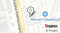 Ливам на карте