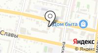 Русский стиль на карте