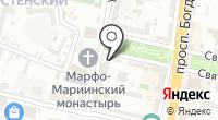 Ярмарка Туризма на карте