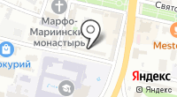 Мой потолок на карте