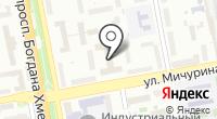 Управление ЗАГС Белгородской области на карте