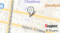 Айс-тур на карте
