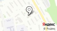 Модэмис на карте