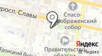 Управление специальной связи по Белгородской области на карте