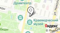 ВладМира-Турс на карте