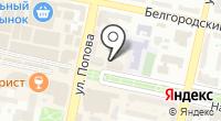 Бэмби на карте