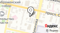 ЛитКараВан на карте