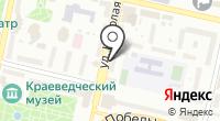 Шалунья на карте
