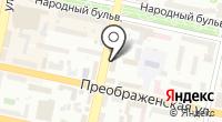Труженик-агро на карте