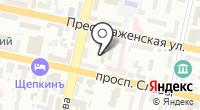 Крокус-риэлт на карте