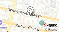 Магазин форменной одежды на карте