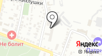 Экополимер на карте