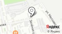 Строители Белгородской области на карте