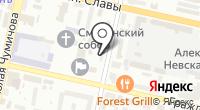 Копирка на карте