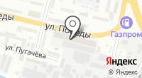 Центр охраны труда Белгородской области на карте