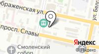 Пластсервис ЖБК-1 на карте