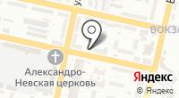 Окошко на карте