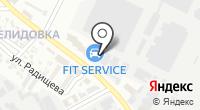 МСС-2000 на карте