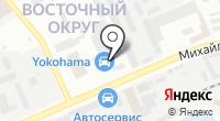 Камазцентр на карте