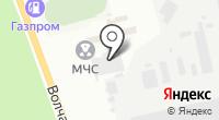 Белгородский складской комплекс на карте