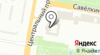Управление по работе с недвижимостью Зеленоградского административного округа на карте