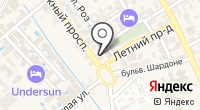 Слава-Воронеж на карте