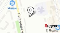 Прокуратура Троицкого административного округа г. Москвы на карте