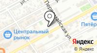Нотариус Малышева И.В. на карте