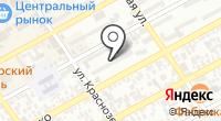 Анапский туристско-экскурсионный центр на карте