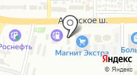 ИНСИ на карте