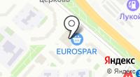 Магазин товаров для рукоделия на Пятницком шоссе на карте