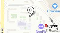 Дверной базар на карте