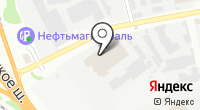 Bosch Service Москва-Сити на карте