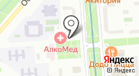 Союз-Т на карте