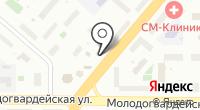 Альба на карте