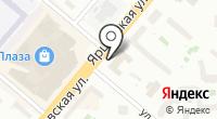 Эскимо-Фили на карте
