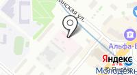 Детская поликлиника №73 на карте