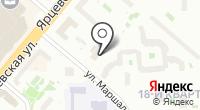 Europa hair studio на карте