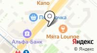 Шико на карте