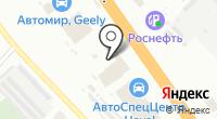 Субару Центр Химки на карте
