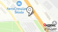 Народный Авто на карте