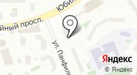 Zetta на карте