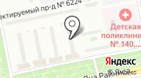 Магазин люстр и светильников на карте