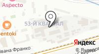 Московские микроволны на карте